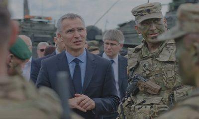 Setelah Serangan Suriah, Stoltenberg Ungkap Misi NATO di Timur Tengah