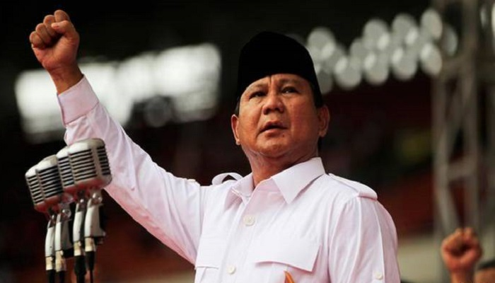 Ketua Umum Partai Gerakan Indonesia Raya (Gerindra), Prabowo Subianto. (Foto: Reuters)
