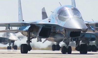 Soal Serangan Udara, Moskow Yakin AS Pertimbangakan Posisi Prajurit Rusia di Suriah