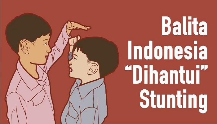 Menurut data Kementerian Perencanaan Pembangunan Nasional (PPN)/Kepala Badan Perencanaan Pembangunan Nasional (Bappenas), ada 9 juta anak Indonesia mengalami stunting atau kekurangan gizi, baik di perdesaan maupun perkotaan. (Foto: YouTube)