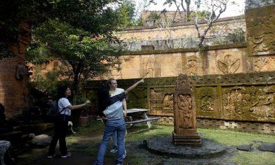 Suguhan Nuansa Majapahit Kuno Tampak Sangat Kental di Jiwanggo Resto Yogyakarta