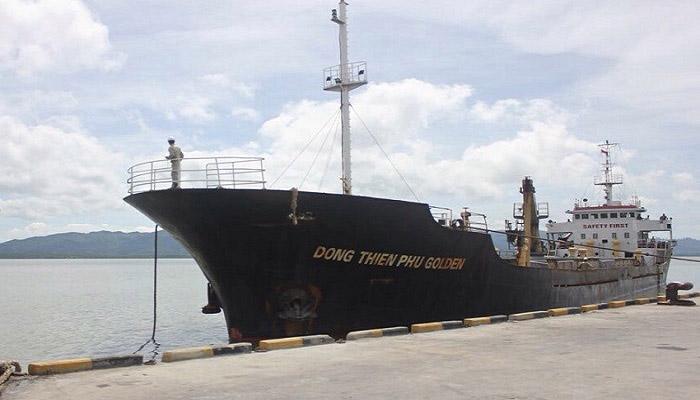 TNI AL Nunukan Amankan Kapal Vietnam dan 4 Kapal Filipina