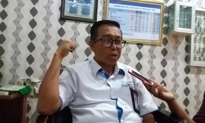 Manager PLN Sumenep, Madura, Jawa Timur, Rudi Hartono. (Foto: Mahdi Alhabib/NusantaraNews)