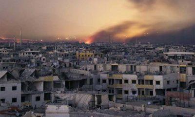 Turki sokong AS soal tuduhan Pemerintah Al-Asaad membunuh warga suriah dengan senjata kimia di Douma, Ghouta Timur.