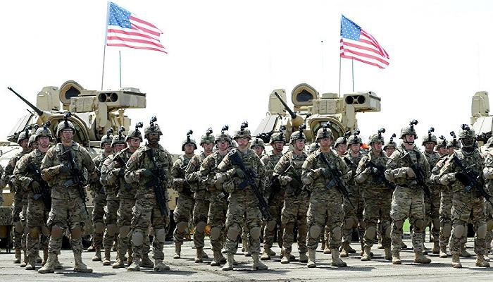 US Army. (Foto: AFP 2018/Vano Shlamov)