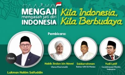 "Usung Tema ""Kita Indonesia, Kita Berbudaya"" Kemenag Ngaji Indonesia. (Foto/Ilustrasi: NUSANTARANEWS.CO)"