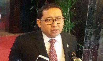 Wakil Ketua DPR Fadli Zon menyebut Peraturan Presiden (Perpres) No 20 Tahun 2018 tentang Penggunaan Tenaga Kerja Asing berbahaya bagi kedaulatan NKRI. (Foto: Dok. NusantaraNews)
