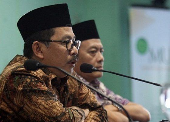 Wakil Ketua MUI Zainut Tauhid. (FOTO: NUSANTARANEWS)