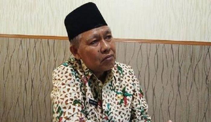 Kepala Dinas Pemberdayaan Masyarakat Desa Kabupaten Sumenep. (FOTO: NUSANTARANEWS.CO/Mahdi Al Habib)
