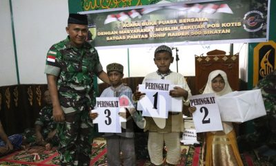 perbatasan indonesia-papua nugini, dansatgas yonof raider 500, satgas yonif raider 500, letkol inf sidik wiyono,