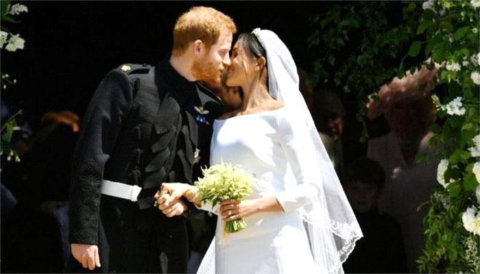 Kemesraan Pangeran Harry dan Meghan. (FOTO NUSANTARANEWS.COBy @ValGalantePhD)