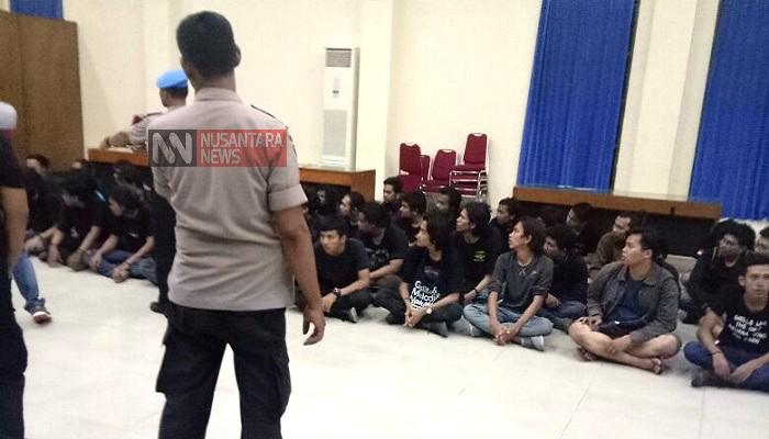 Ketua PC PMII DIY: Anarkisme dan Vandalisme dalam Demo Hari Buruh Tidak Dilakukan Kader PMII. (FOTO: NUSANTARANEWS.CO)