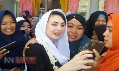 Arumi Hadiri Acara HIMPAUDI Sumenep, Bunda PAUD Kabupaten Tak Diundang. (FOTO: NUSANTARANEWS.CO/Mahdi)