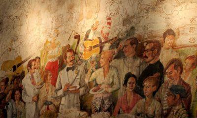 Ayat-Ayat Demokrasi - Puisi Jose Rizal Manua. (Lukisan/Muiral: mygrayzone)