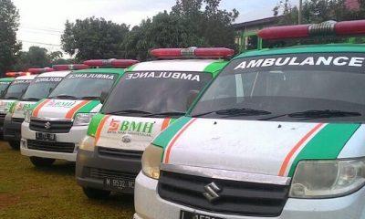 BMH Kirim 4 Ambulance Bantu Korban di Surabaya