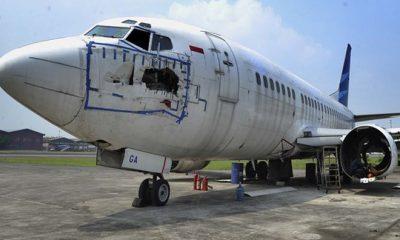 Bangkai Garuda Indonesia (Foto Kredit)