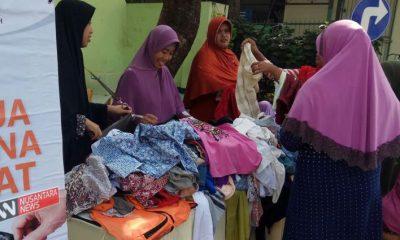 Bazar Murah Jelang Puasa (Foto Dok. Nusantaranews)
