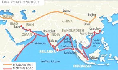 proyek china, malaysia hapus proyek cina, belt and road, proyek obor, obor cina, mahathir hapus proyek cina, utang malaysia, proyek besar obor cina, nusantaranews