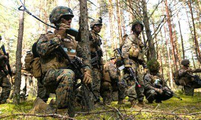 saber strike 2018, brigade polisi militer, batalyon insinyur, latihan multinasional, latihan saber strike, latihan perang, nusantaranews