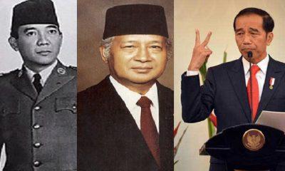 kepemimpinan soekarno, kepemimpinan soeharto, kepemimpinan jokowi, pemimpin berhasil, kepemimpinan bung karno, soharto pemimpin, era bung karno, era soharto, era jokowi, nusantaranews