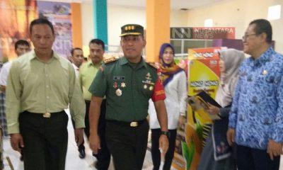 Cek Kesiapan Personel Pengamanan Kunker Istri Wapres. (FOTO: NUSANTARANEWS.CO/Candra)