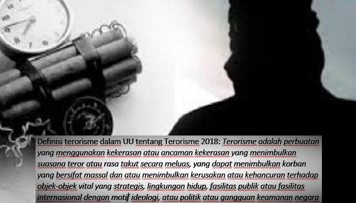Rancangan Undang-Undang (RUU) Nomor 15 tahun 2003 tentang Penetapan PErppu Nomor 1 tahun 2002 tentang Pemberantasan Tindak Pidana Terorisme menjadi telah disahkan DPR RI menjadi Undang-Undang (UU)