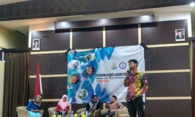 Dialog Pendidikan Oleh Dema Fakultas Tarbiyah UIN Sunan Kalijaga, Yogyakarta (Foto Dok. Nusantaranews)