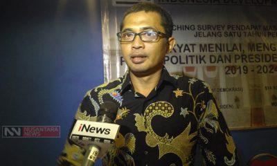 Direktur Eksekutif IDM Bin Firman Tresnadi (Foto Dok. Nusantaranews)