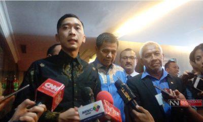 Edhie Baskoro Yudhoyono (Ibas). (Foto: Andika/Nusantaranews)