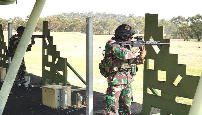 Fantastis! TNI AD Kembali Meraih Juara Umum Lomba Tembak AASAM 2018 di Australia