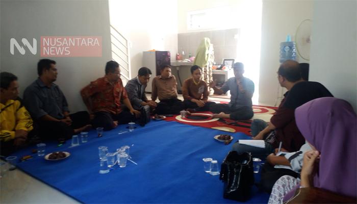 Forum GTT/PTT Ponorogo Wadul Dewan. (FOTO: NUSANTARANEWS.CO/Muh Nurcholis)