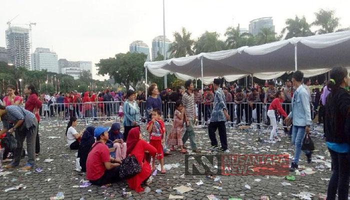 Forum Untukmu Indonesia, Kematian Dua Bocah di Monas, dan Keadilan Sosial. (FOTO: NUSANTARANEWS.CO)