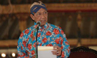 Gubernur DIY Hamengku Buwono X (Foto Dok.)