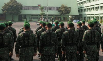 Harkitanas di Makodam Brawijaya (Foto Dok. Nusantaranews)