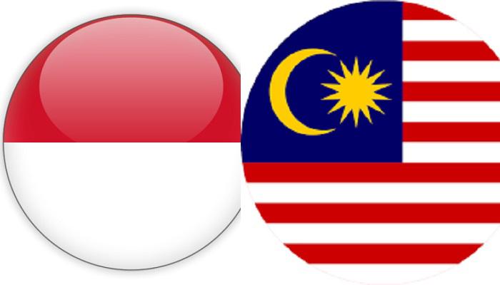 Indonesia dan Malaysia. (Foto: Ilustrasi/Istimewa/NusantaraNews)