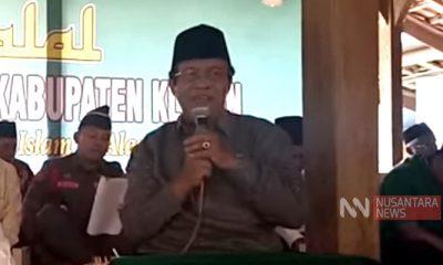 In Memoriam Gus Amin, Kajoran Gerilyawan Sosial yang Istiqamah. (FOTO: NUSANTARANEWS.CO/YouTube)