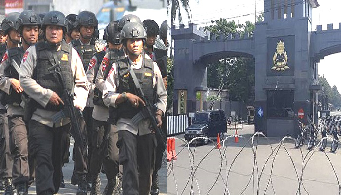 Ind Police Watch Prihatin dan Sedih Markas Pasukan Elit Kepolisian Kembali Kebobolan