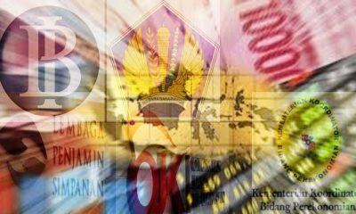 siaran pers bersama, perekonomian indonesia, kondisi ekonomi, lembaga pernjamin simpanan pinjam, otoritas jasa keuangan, bank indonesia, menteri perekonomian, menteri keuangan, kebijakan ekonomi, stabilitas perekonomian, nusantaranews