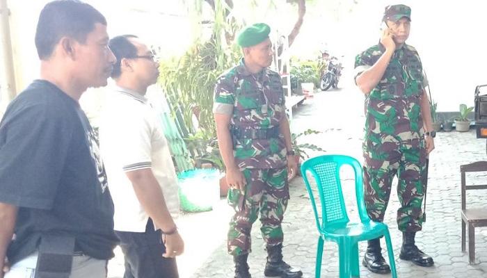 Insiden Bom di Surabaya, Personel TNI-Polri di Jawa Timur Perketat Pengamanan Gereja