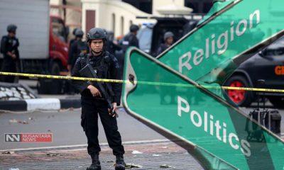 Politisasi Terorisme (Foto ilustrasi Nusantaranews)