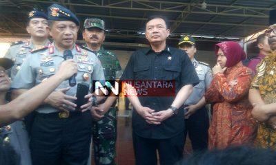 Kapolri, Dito Prianto, Pelaku Bom Tiga Gereja di Surabaya