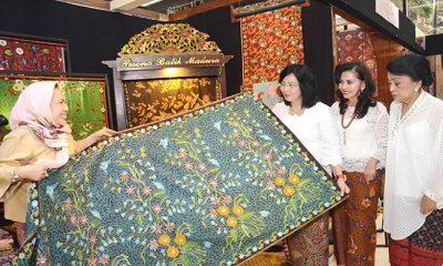 Kemenperin Klaim Industri Batik Indonesia Penguasa Pasar Dunia