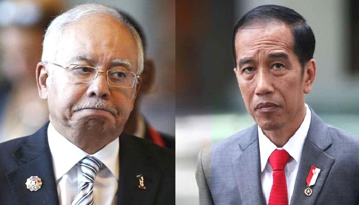 indonesia dan malaysia, kesamaan indonesia dan malaysia, ekonomi malaysia, ekonomi indonesia, rezim najib razak, rezim jokowi, jokowi dan rajak, utang malaysia, utang indonesia, investasi cina, nusantaranews, kedaulatan indonesia, kedaulatan malaysia
