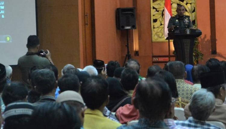 Kolonel Zulkifli (Foto Dok. Nusantaranews)