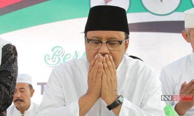 Wakil Gubernur Jawa Timur Sebut Ledakan di Surabaya Perbuatan Tak Manusiawi (Foto Tri Wahyudi/Nusantaranews.co)