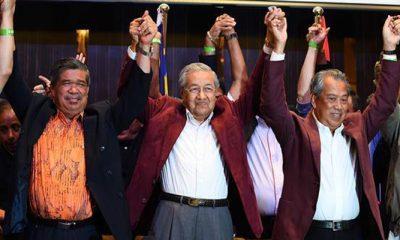 Mahathir Mohamad Jadi PM Malaysia Tertua di Dunia. (FOTO: NUSANTARANEWS.CO/Istimewa)
