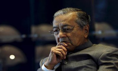 Mahathir Mohamad (Foto Financial Express)