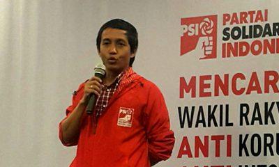Menginisiasi Kampanye di Luar Jadwal, Dua Pengurus PSI Terancam Pidana Penjara. (FOTO: NUSANTARANEWS.CO/Istimewa)