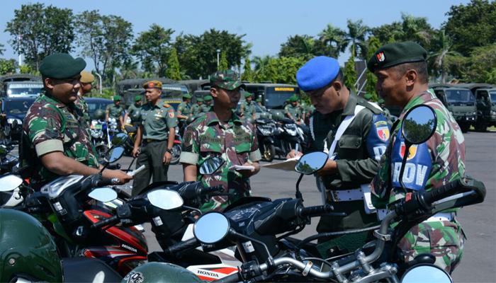Pangdam VBrawijaya Pantau Sosialisasi PKBB. (FOTO: NUSANTARANEWS.CO/Pendam V/Brawijaya)