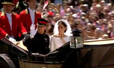 Pangerah Henry dan Menghan Ikrarkan Janji Suci, Ratu Elizabent II Siapkan Gelar Keduanya. (FOTO: NUSANTARANEWS.CO/CROP)